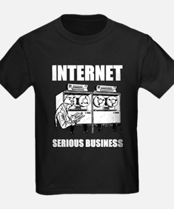 Internet is Serious Business T