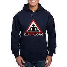 DJ at Work Hoodie