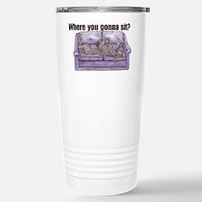 NBlu Where RU Travel Mug