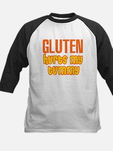 Gluten Hurts My Tummy Tee