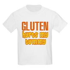 Gluten Hurts My Tummy T-Shirt