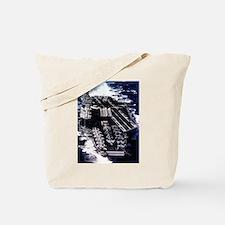 USS Eisenhower Ship's Image Tote Bag
