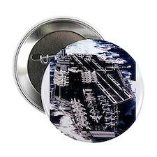 "USS Eisenhower Ship's Image 2.25"" Button"