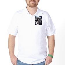 USS Eisenhower Ship's Image T-Shirt