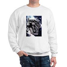 USS Eisenhower Ship's Image Sweatshirt