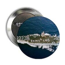 "USS Enterprise Ship's Image 2.25"" Button"