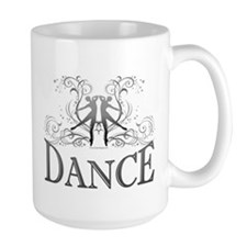 DANCE (gray) Mug
