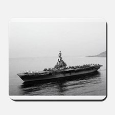 USS Essex Ship's Image Mousepad