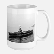 USS Essex Ship's Image Mug