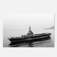 USS Essex Ship's Image Postcards (Package of 8)