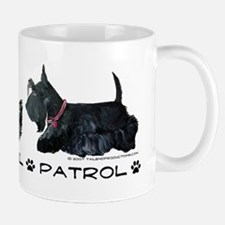 Scottie Squirrel Patrol Terri Mug