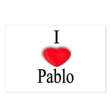 Pablo Postcards (Package of 8)