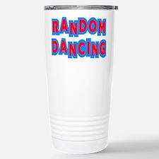 Random Dancing iCarly Stainless Steel Travel Mug