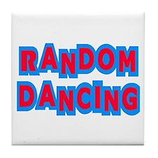 Random Dancing iCarly Tile Coaster