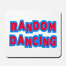 Random Dancing iCarly Mousepad