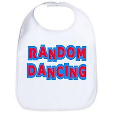 Random Dancing iCarly Bib