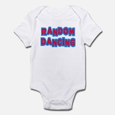 Random Dancing iCarly Infant Bodysuit