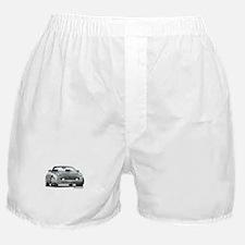 2002 05 Ford Thunderbird Silver Boxer Shorts