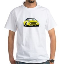 2002 05 Ford Thunderbird yellow Shirt