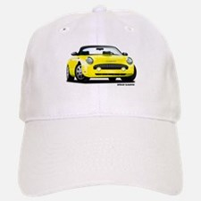 2002 05 Ford Thunderbird yellow Baseball Baseball Cap