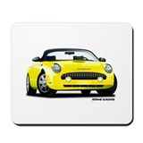 2003 ford thunderbird Classic Mousepad