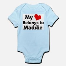 My Heart: Maddie Infant Creeper