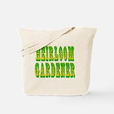 Heirloom Gardener Tote Bag