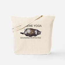 Extreme Yoga Tote Bag
