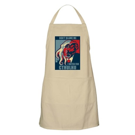 Cthulhu for Change Apron