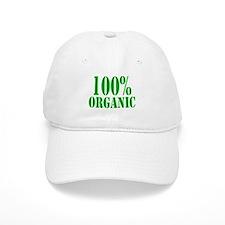 100% Organic Baseball Cap