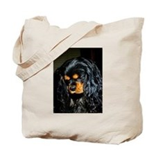 Cute King charles cavalier Tote Bag