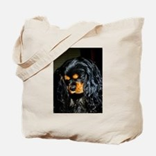Unique Cavalier king charles spaniel Tote Bag