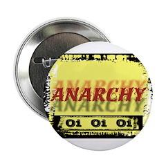 Anarchy OI OI OI Punk Rock Button