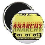 Anarchy OI OI OI Punk Rock Magnet