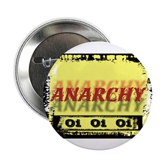 "Anarchy OI OI OI Punk Rock 2.25"" Button (100 pack)"