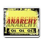 Anarchy OI OI OI Punk Rock Mousepad