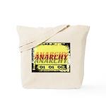Anarchy OI OI OI Punk Rock Tote Bag