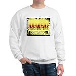 Anarchy OI OI OI Punk Rock Sweatshirt
