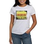 Anarchy OI OI OI Punk Rock Women's T-Shirt