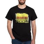 Anarchy OI OI OI Punk Rock Black T-Shirt