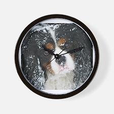 Cute Charles chaplin Wall Clock