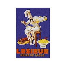 Lesieur French Chef Magnet