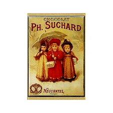 Chocolat Suchard Magnet