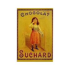 Chocolat Suchard Fridge Magnet