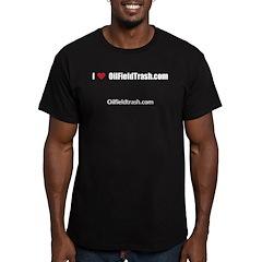 2-i love oilfieldtrash white Kopie T-Shirt