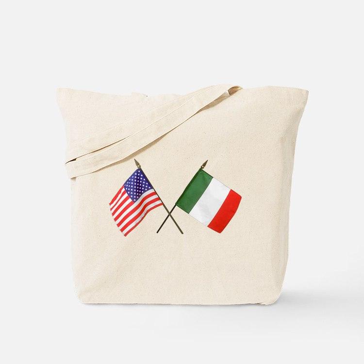 Italian American Tote Bag