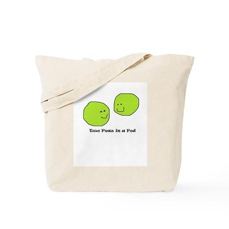 PeaPod Tote Bag