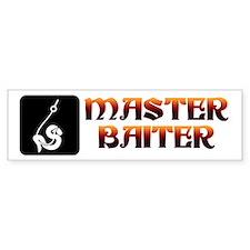 Master Baiter - Bumper Bumper Bumper Sticker