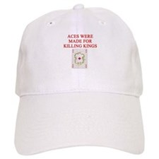 duplicate bridge Baseball Cap