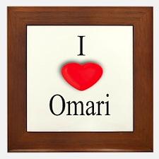 Omari Framed Tile